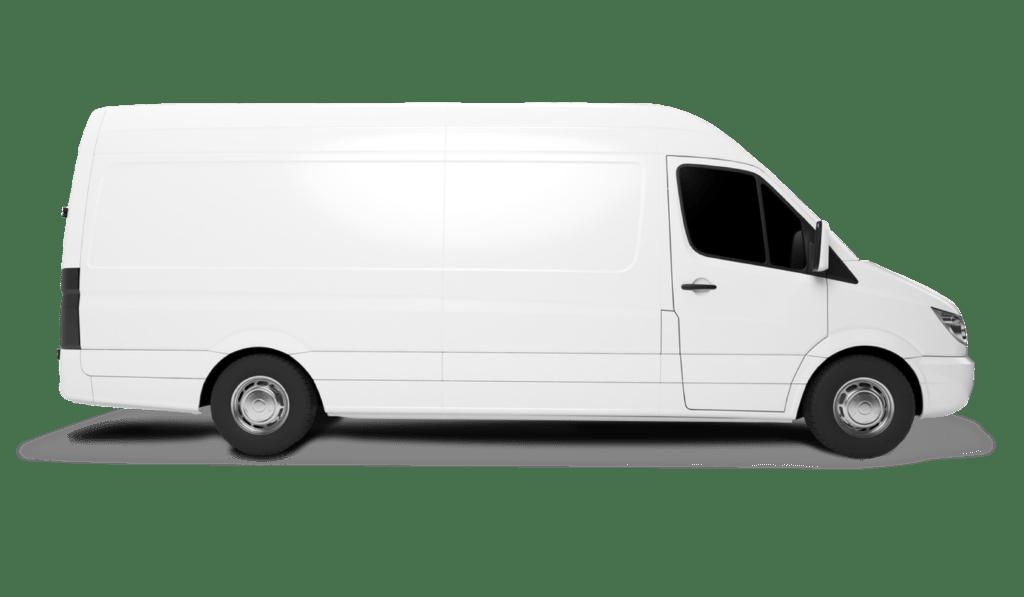 il furgoncino di Serrature sicurezza roma